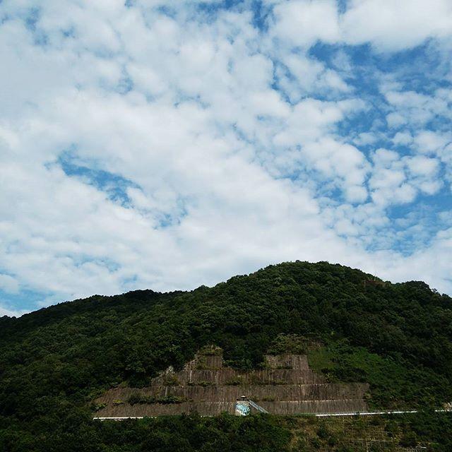 本日の四川ダム 少し寒い #福山神辺
