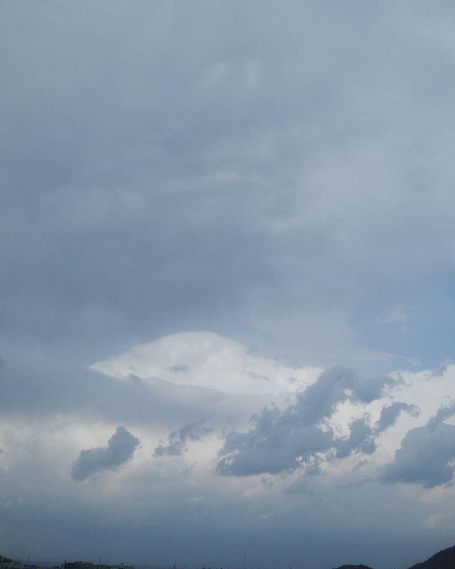4/15  14:30  ロッツの空からパチリ この後ざ~と降って来たぁ